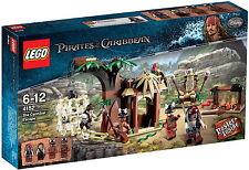 Lego Fluch der Karibik #4182 The Cannibal Escape Pack Set 279pcs