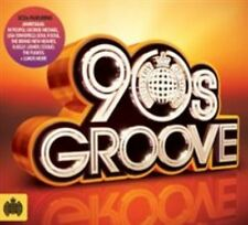 90s Groove Various Artists Audio CD