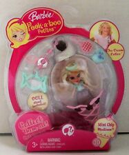 Barbie Peek-a-boo Petites Ice Cream Cuties Collection - 30 Mint Chip Madison D..