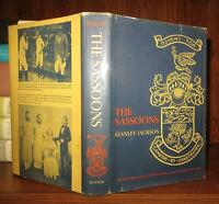 Jackson, Stanley THE SASSOONS  1st Edition 1st Printing