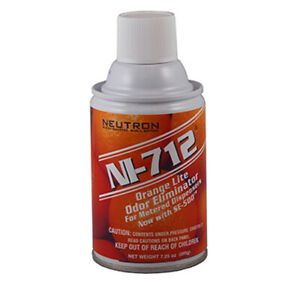 NI-712 AutoScents Automatic Dispenser Refills 7.25oz Metered Can