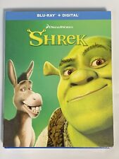 Shrek Blu-ray + Digital Mike Myers New Factory Sealed with Slipcover