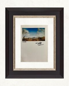 Salvador Dali Original Print Signed with Certificate Of Authenticity $6950 Value