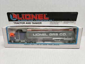 Vintage Lionel Tractor And Tanker 6-12739 1989