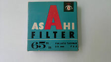 ASAHI 65mm FILTER ULTRA REAR
