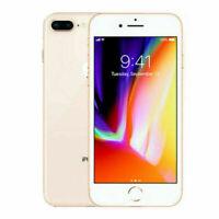 Apple iPhone 8 Plus 64GB 256GB A1789 GSM Unlocked Smartphone 12 Warranty