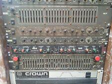 Rane AC 22B Stereo 2-Way, Mono 3-Way Active Crossover Rack Unit AC22