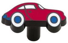 New Cabinet Door or Drawer Knobs - Porsche-Toy Garage-Workshop-Sports Car 27 ea.