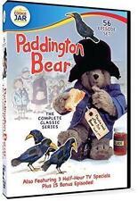 Paddington Bear: Collector's Edition (DVD, 2011, 3-Disc Set) BRAND NEW