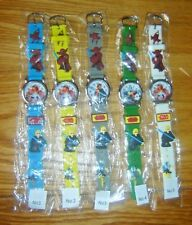 1 off Star Wars  Boy or Girl 3D Watch Pick from  No 1 to 5 Nice Gift