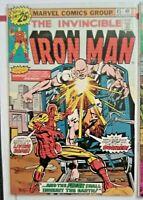 3 COMICS IRON MAN BY STAN LEE V-1 KEY #85,86,87 NEW ARMOR,1ST BLIZZARD & ORIGIN