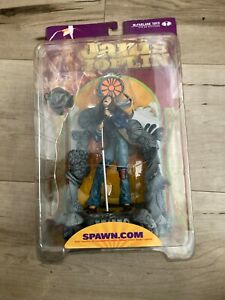 Janis Joplin figurine, McFarlane Toys, New in Box!
