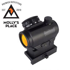 Bushnell AR731306, TRS-25 3 MOA Red Dot Sight w/ Hi-Rise Mount Box -Free Ship!
