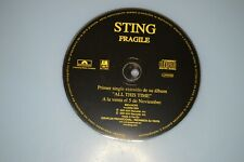 Sting - Fragile - CD-Single Promo
