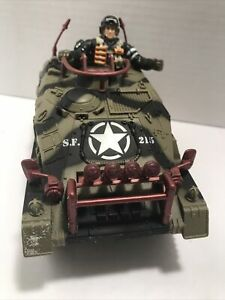 Chap Mei Soldier Force S.F. 215 Tank & Commander Cooper