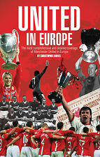 United in Europe - Manchester United in European Competition 1956-2014 - book