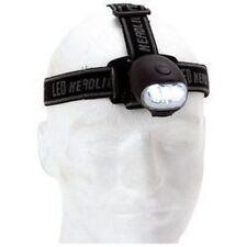 Ultra Bright LED Head Lamp Crank Generator 3 Modes Headband Flashlight