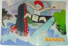 RAMNA 1/2 - STIKERS-LASER CARDS - n° 23