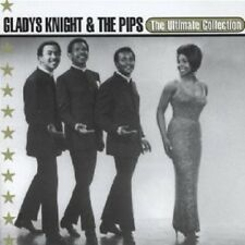 GLADYS & THE PIPS KNIGHT - ULTIMATE COLLECTION  CD NEU