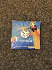 Kurzgesagt In a Nutshell Limited Edition Pin