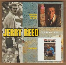 """JERRY REED cd """"Better Things In Life/ Cookin"""" 2000 One Way 23 Tracks COUNTRY"""