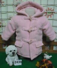manteau polaire fille 6 mois NEUF