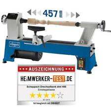 Scheppach Drechselmaschine Drechselbank DM460T bis 457mm 550W