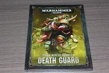 Warhammer Chaos Space Marine Death Guard Codex