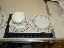 RARE DUCHESS CHINA BRAMBLE ROSE TEA CUP TRIOS 6 AVAILABLE