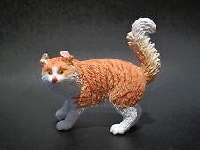 Dollhouse Miniature Fairy Garden Cat / Kitten - American Curl 3.5cm