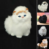Toys For Boys & Girls Electronic Plush Cats Cute 3 4 5 6 7 8 9 Year Old Age Gift