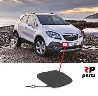 FOR OPEL VAUXHALL MOKKA 2012 - 2016 FRONT BUMPER TOW HOOK COVER CAP FOR PAINTING