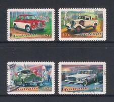 Cars Australian Postal Stamps by Type