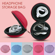 MINI Case Storage Bag Pouch Box for SD TF Card Earbuds Headphones Headset