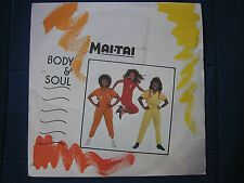 MAI.TAI - BODY & SOUL /WHAT GOES ON - Virgin VS 801