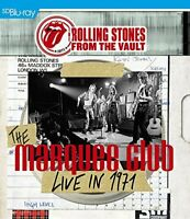 From The Vault: The Marquee - Live In 1971 [Blu-ray] [2015]