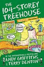 The 104-storey Treehouse by Andy Griffiths 9781509833771 (paperback 2018)