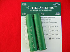 Shotgun Gauge Reducer Inserts Little Skeeters -20 To 410 Gauge