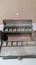 Vintage Kennedy Kits 1017 Cantilever Tool Box Made in the USA  w/ FREE SHIPPING