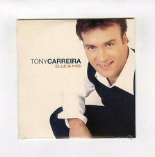 CD SINGLE (NEW) TONY CARREIRA ELLE & MOI