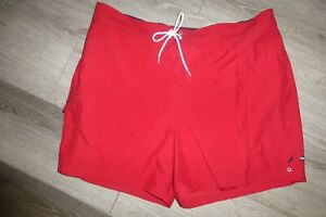 Lot of TWO:  3XL Mens Nautica Swim Trunks
