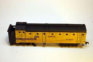 Athearn Rotary Snow Plow HO Scale (custom Conrail)