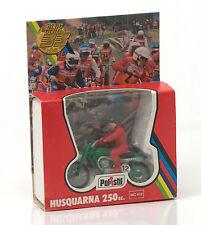 Polistil Club 33 MC Series 1:24 Husquarna 250cc Motorcycle MC 412 * MIB *