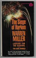 The Siege of Harlem by Warren Miller (1965 Crest pb R833 - Political Satire)