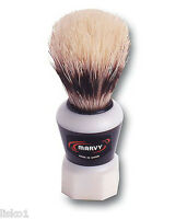 Marvy #923 Eterna Shave Mug Soap Brush  100% Soft Boar