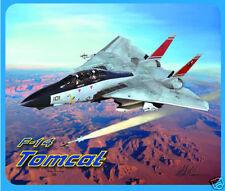 """F-14 Tomcat """"Felix 101"""" Mouse Pad"""
