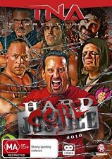TNA Wrestling Hardcore Justice One Last Stand NEW/SEALED (DVD, 2-Disc Set) R4