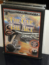Automotive Series - The Car, The Art (DVD) Automotive Series! BRAND NEW!