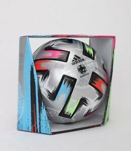 Adidas Euro 20 Finals Uniforia Pro Official Match Ball Silver FS5078 Size 5