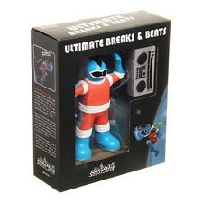 Ultimate Breaks & Beats Robot Spaceman Toy Rare!!!!